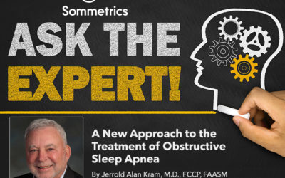 Ask the Expert: A New Approach to the Treatment of Obstructive Sleep Apnea by Jerrold Alan Kram, M.D., FCCP, FAASM