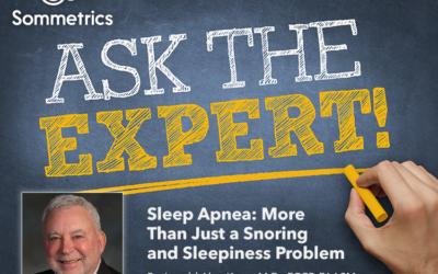 Ask the Expert: Sleep Apnea, More Than Just a Snoring and Sleepiness Problem by Jerrold Alan Kram, M.D., FCCP, FAASM